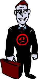 salesman image