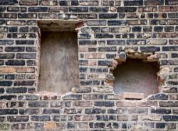 round niche and square niche