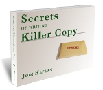 secrets of killer copy ebook image