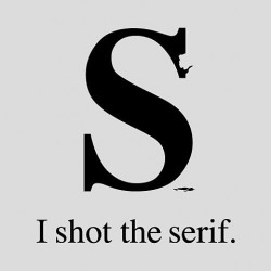 serif s image
